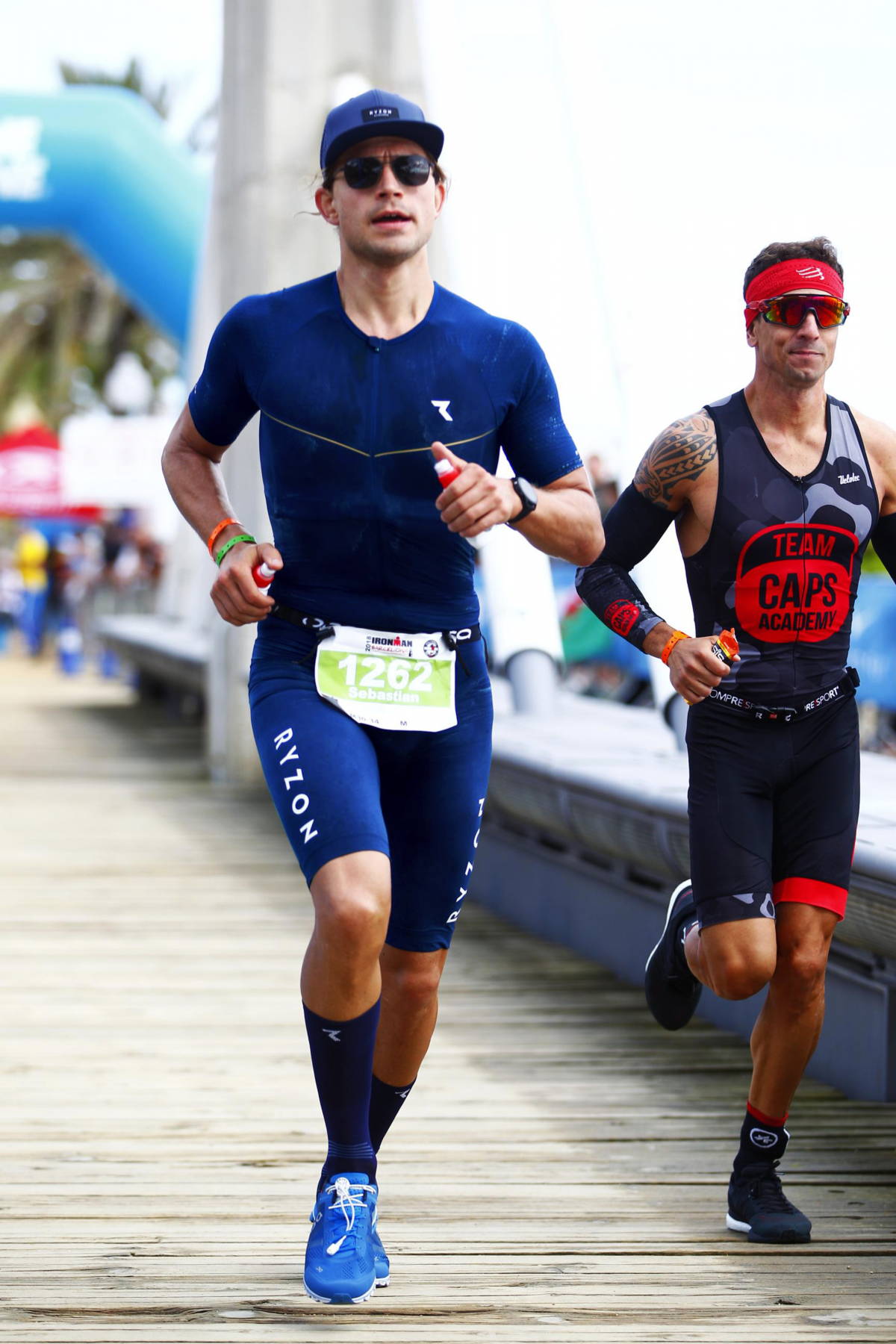 """You are  an Ironman!"" 140.6 miles- Barcelona – Long Distance Triathlon"